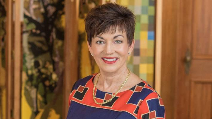 Governor-General Dame Patsy Reddy.