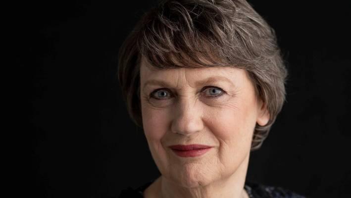 Former Prime Minister Helen Clark.