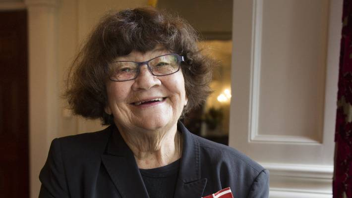 Children's book author Joy Cowley.
