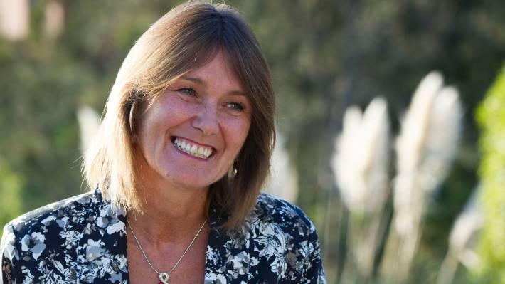 Victims advocate Louise Nicholas.