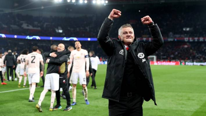 Ole Gunnar Solskjaer Relishing Barcelona Trip Following Man Utd's Champions League Draw