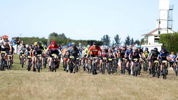 Annual Geraldine race entry numbers nearing last year's a