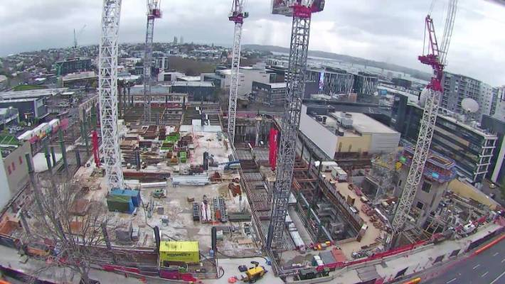 Auckland building boom tops $9 billion with a surge in