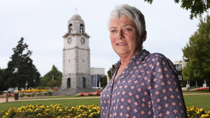 Candidate gutted over 'male' MP message