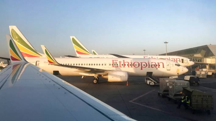 Pilot of Ethiopian Airlines plane reported flight control problems - CEO