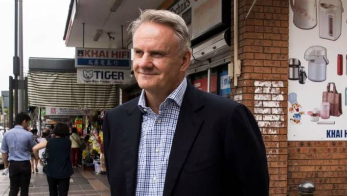 Australia's One Nation candidate Mark Latham wants DNA