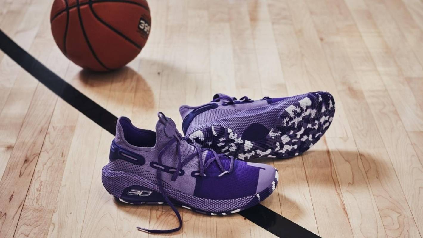 3c5cd0f9b1c9 NBA star Steph Curry designs sneakers with 9-year-old girl