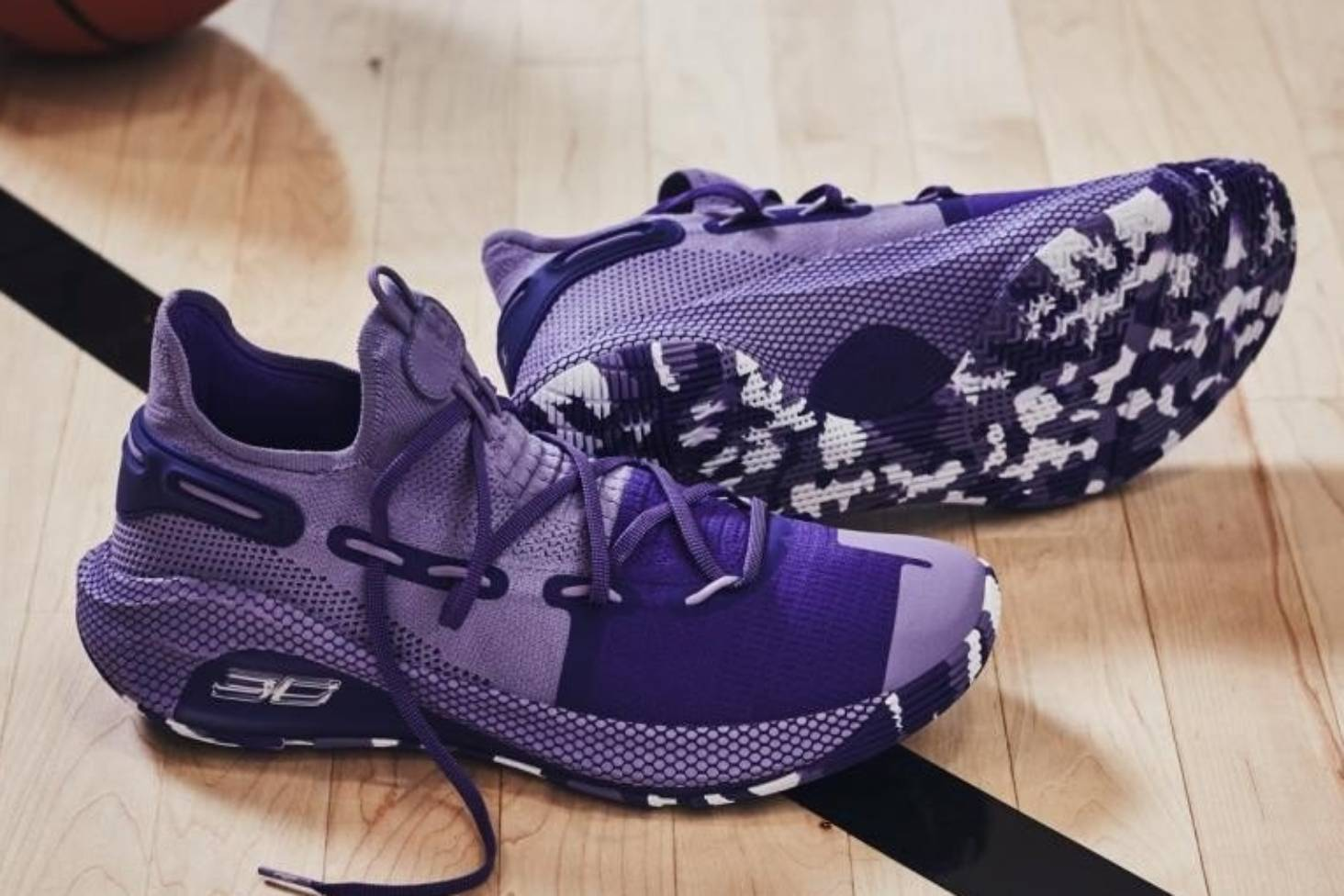 069cc3d4d921 NBA star Steph Curry designs sneakers with 9-year-old girl