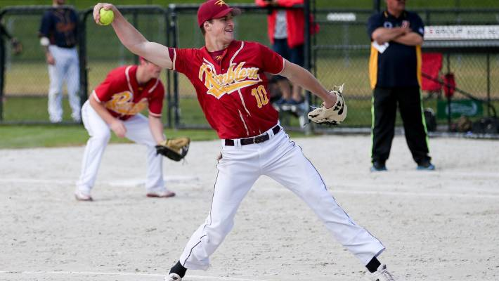 Moving to Auckland club Ramblers has enhanced pitcher Daniel Chapman's career.