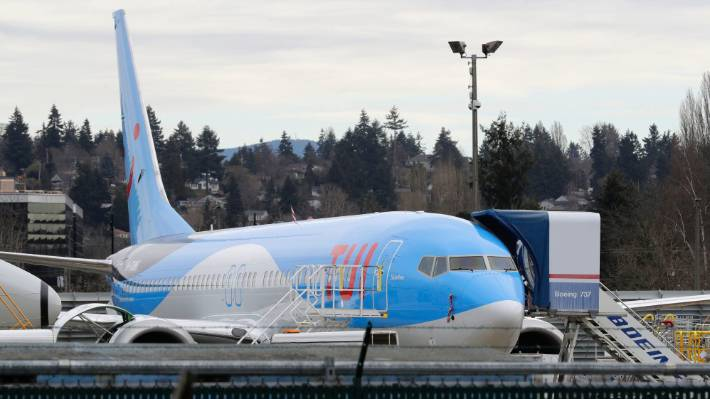 Trump Grounds All U.S. Boeing 737 Max Planes
