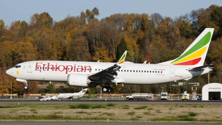 Ethiopian crash could be largest non-war aviation reinsurance claim