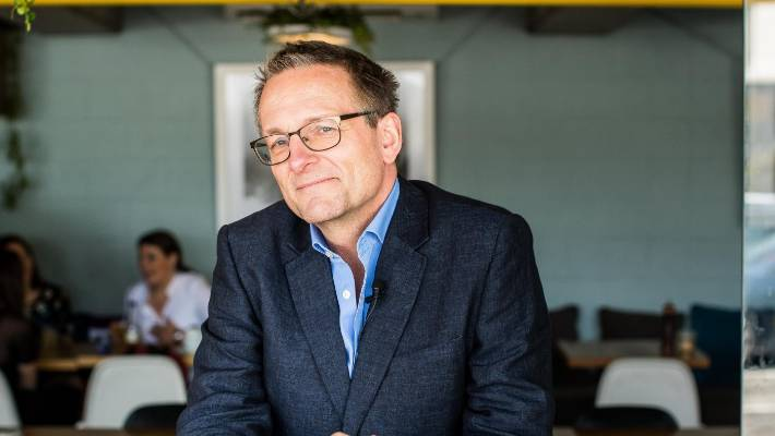 Dr Michael Mosley's wife let him infect himself with tapeworm - but only if he agreed to get rid of it before it matured.