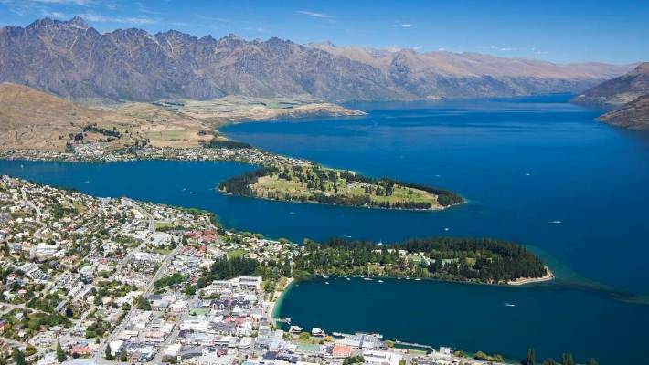 Queenstown's Lake Wakatipu floor mapped to uncover tsunami threat