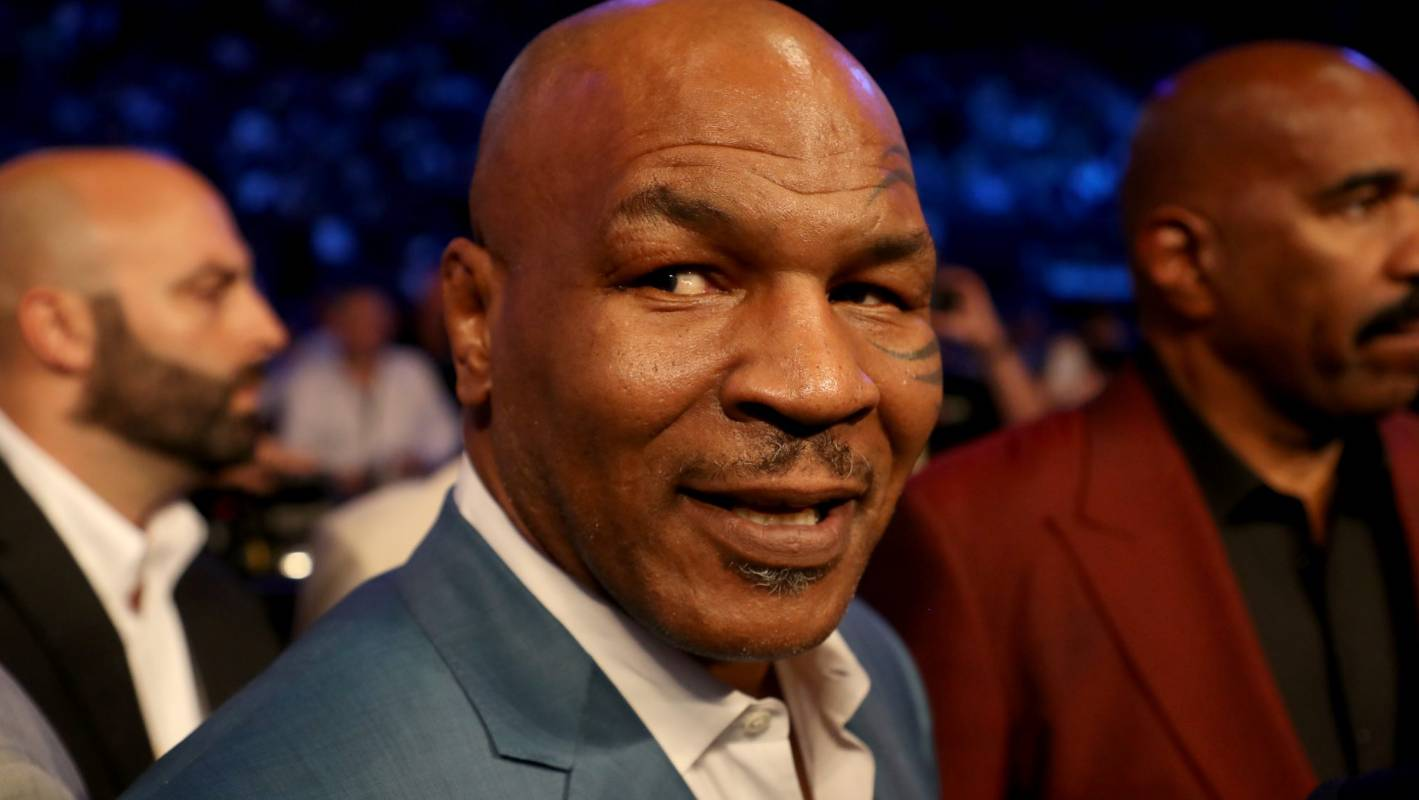 Mike Tyson's blunt advice for Anthony Joshua ahead of rematch with Andy Ruiz Jr