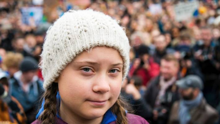 Swedish climate activist Greta Thunberg 16 has been the driving force behind global youth strikes on climate change around the world