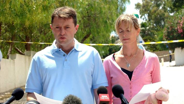 Parents Madeleine McCann, Gerry and Kate, refused to take part in the Netflix documentary.
