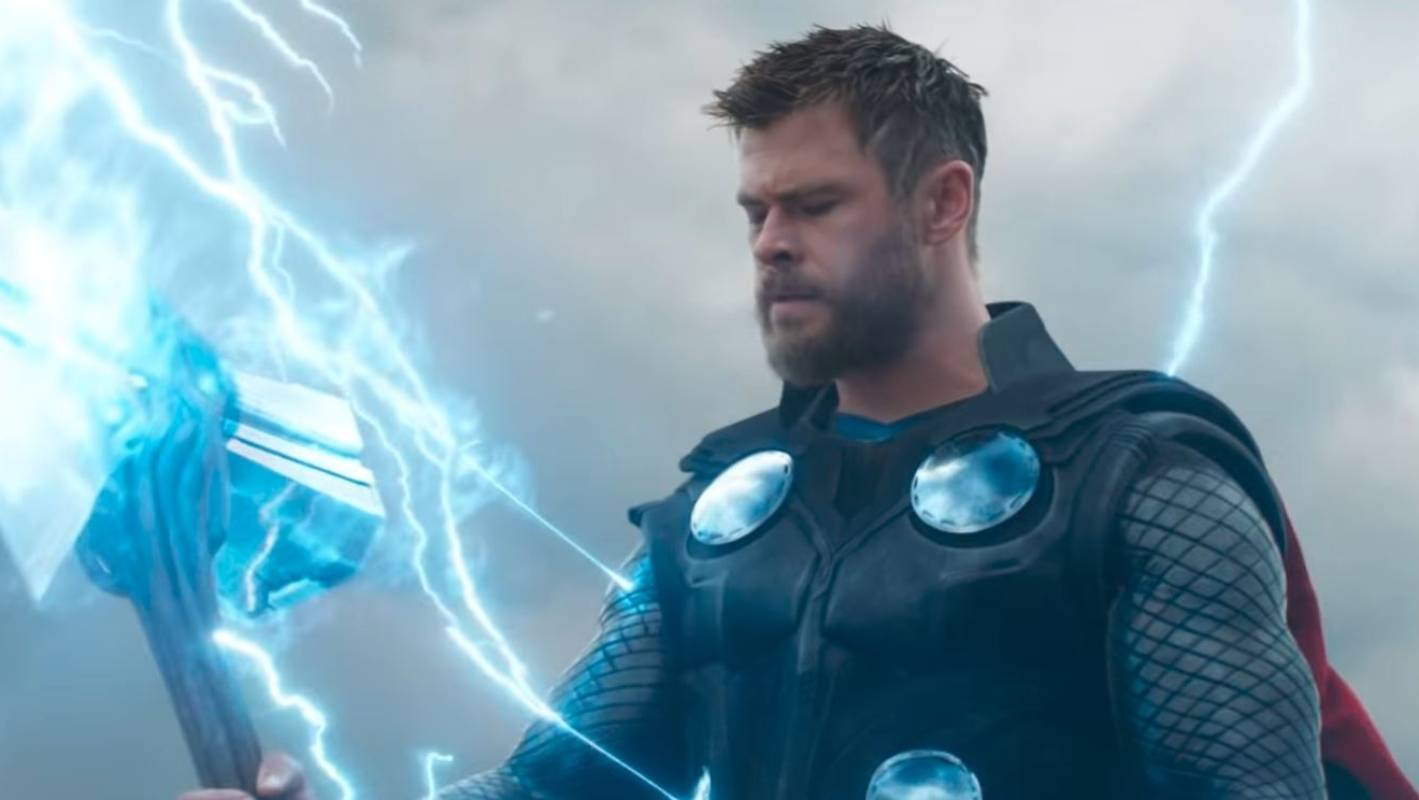 New Avengers: Endgame trailer appears seemingly out of