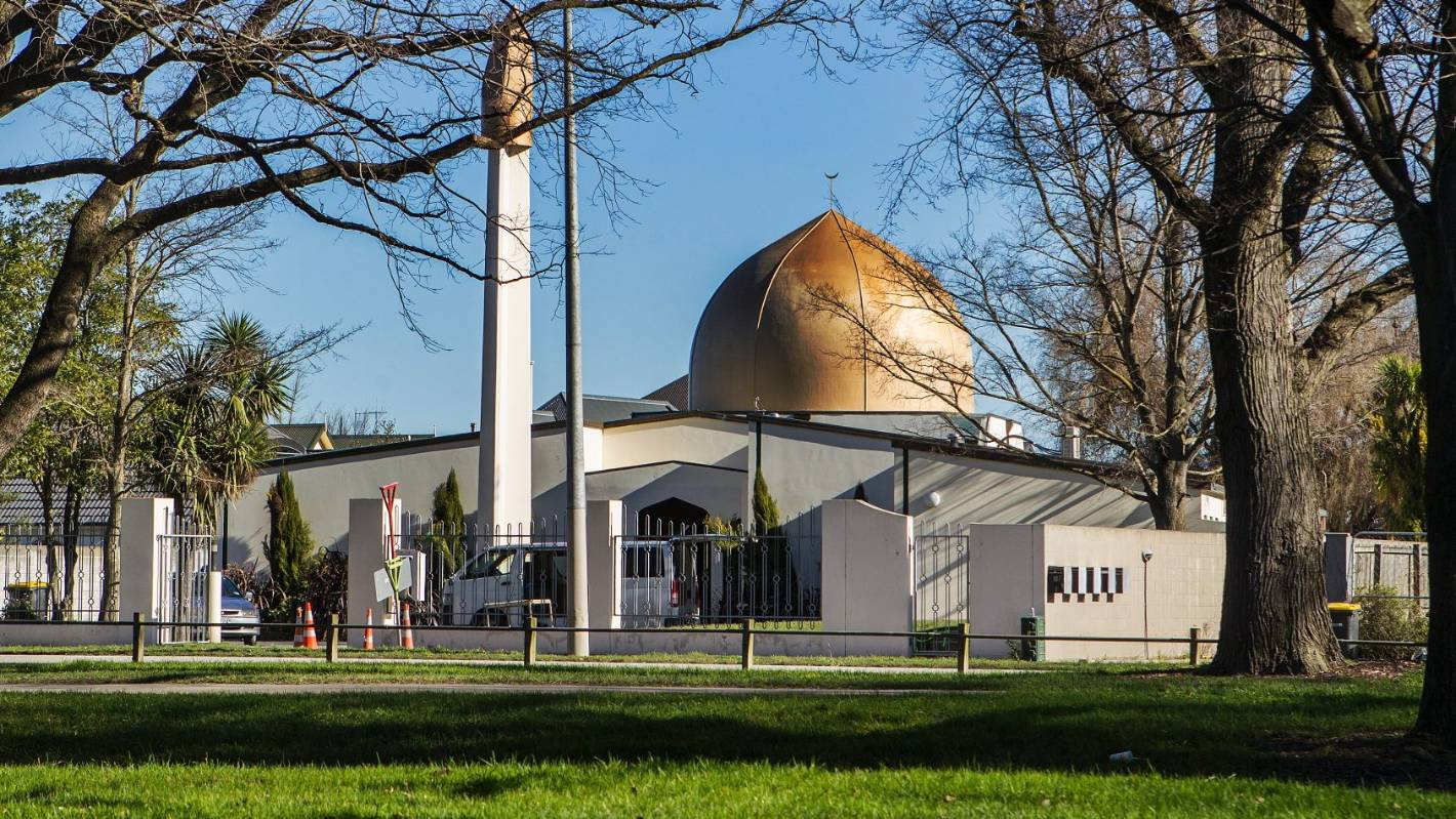 Shooting at Christchurch Mosque