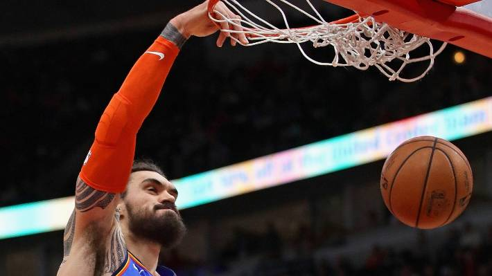 Thunder can clinch playoff berth with win vs. Nuggets on Friday