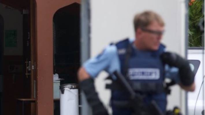 Gunmen open fire at 2 New Zealand mosques, several killed