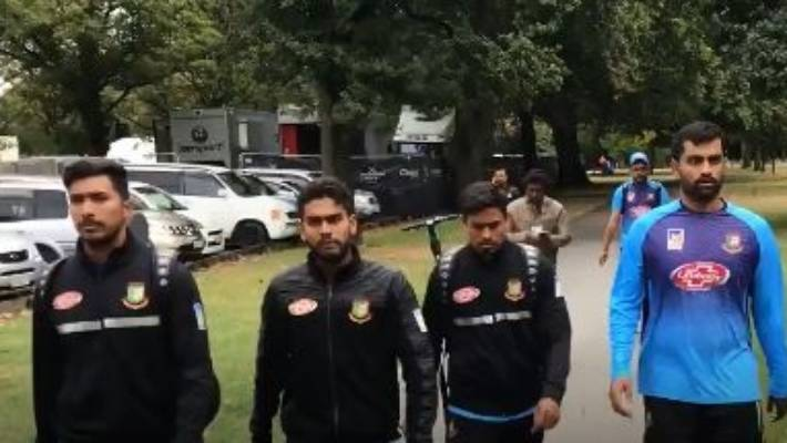 Bangladeshi Cricket Team Narrowly Evades New Zealand Mosque Shooting