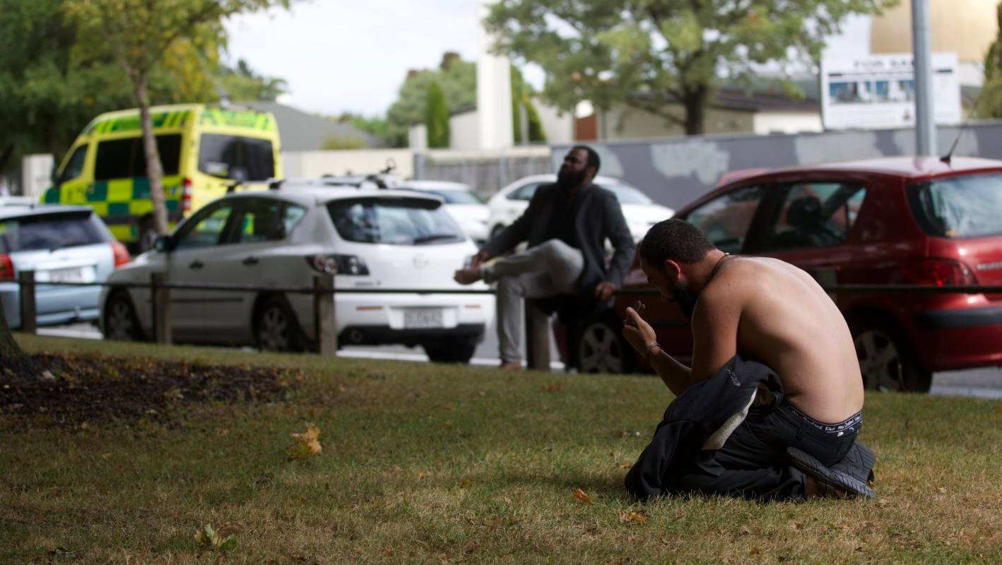 Four arrested, at least nine killed in Christchurch mosque shootings