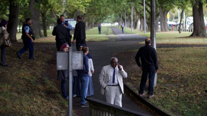 Video Of Christchurch Shooting Facebook: Christchurch Mosque Shooting Kills 49, Gun Laws Will