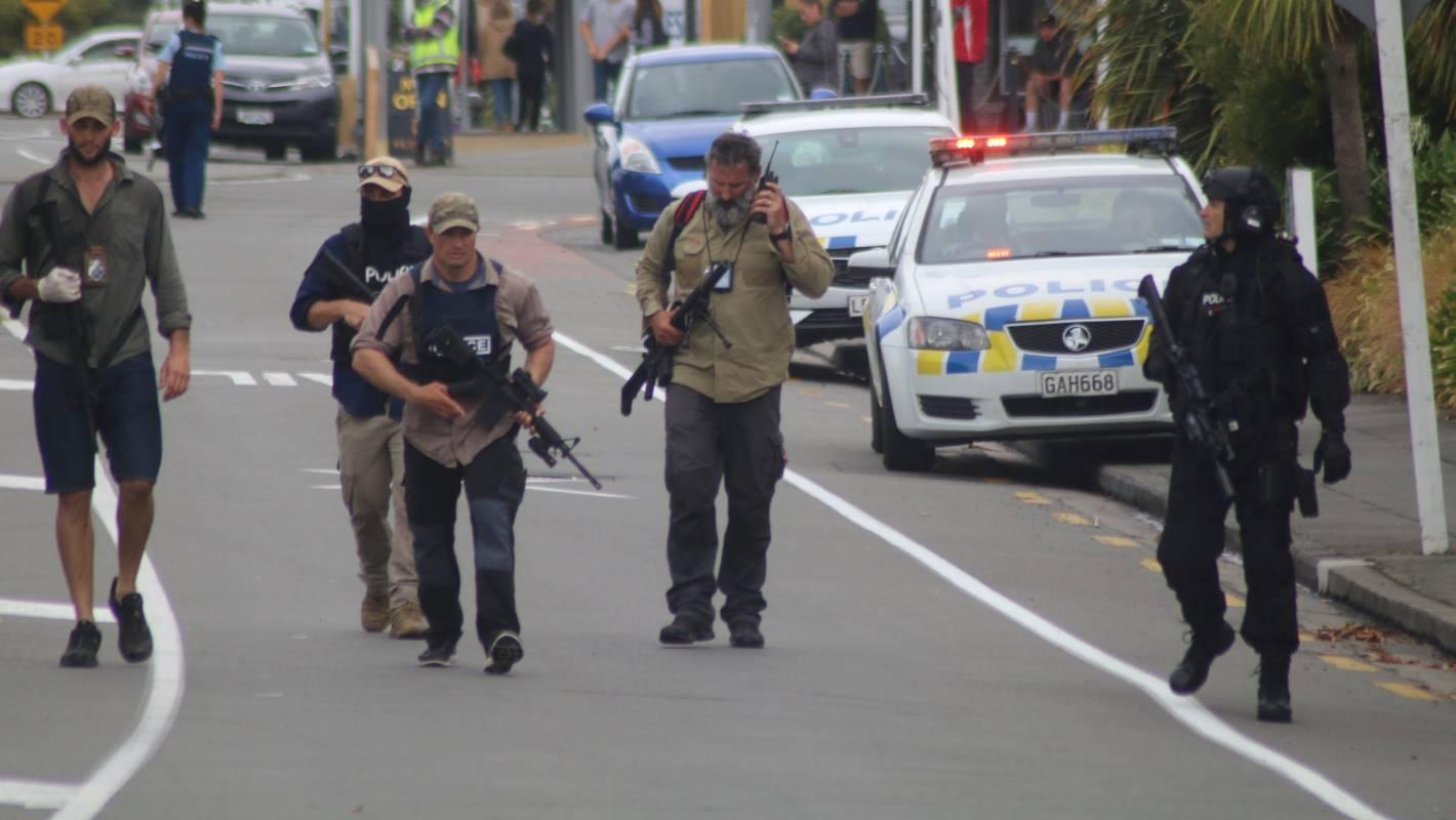New Zealand Terror Attack Image: Warning Signs Of Terror Attack In New Zealand Have Been