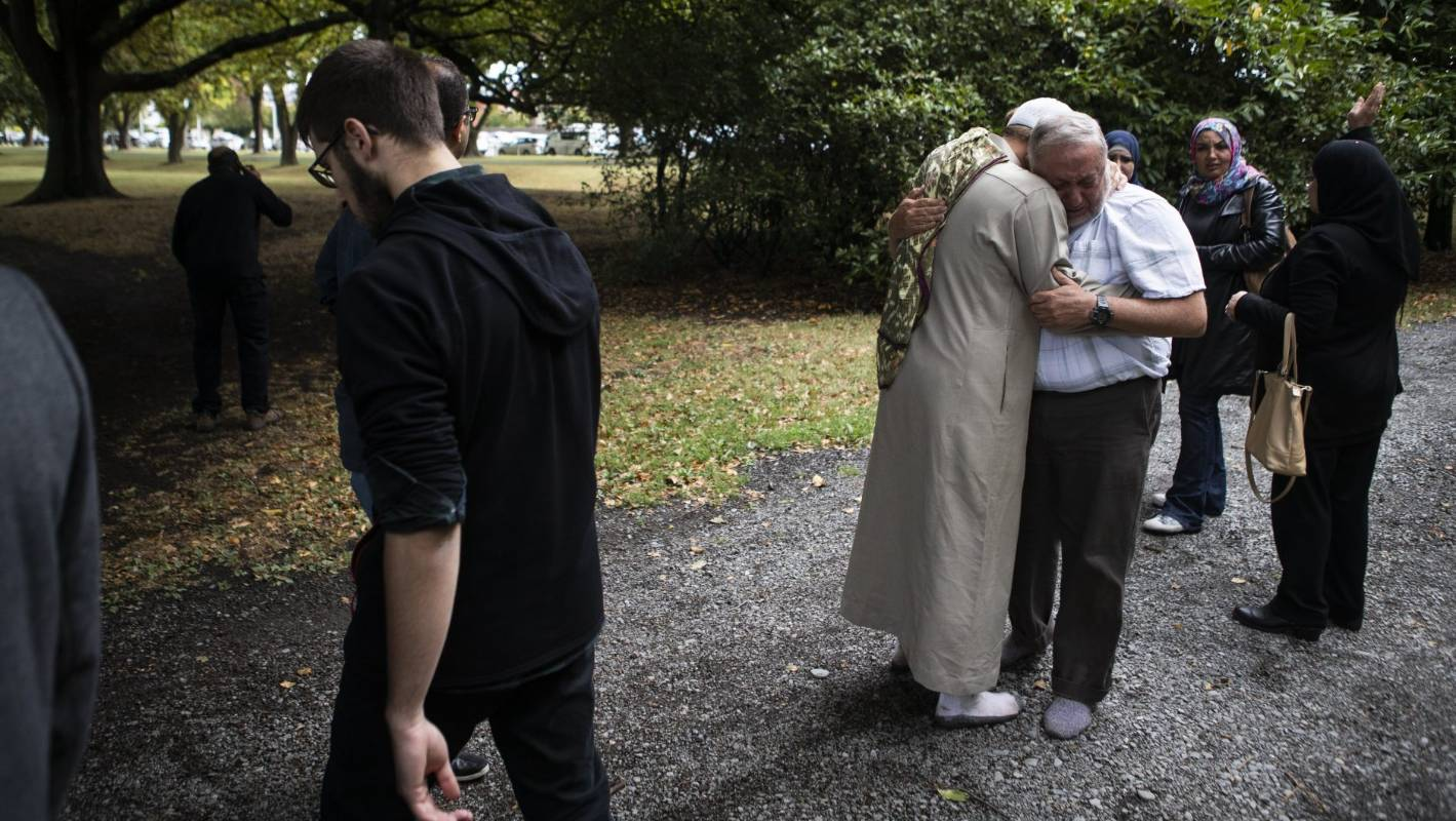 Questions asked of security services after Christchurch mass shooting