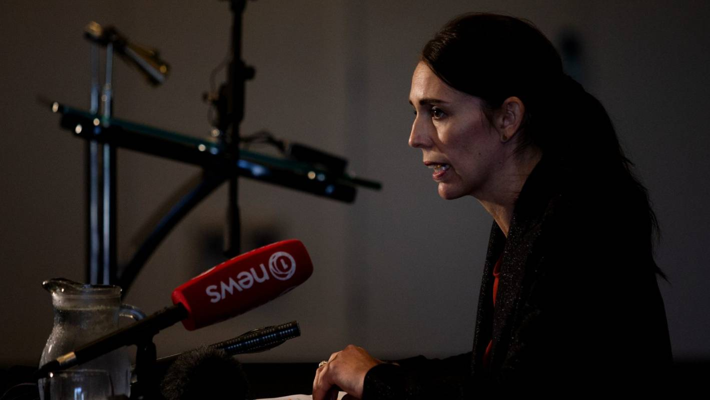 Christchurch Shooter Manifesto Picture: PM Jacinda Ardern Asks Public To Not Share Video Or