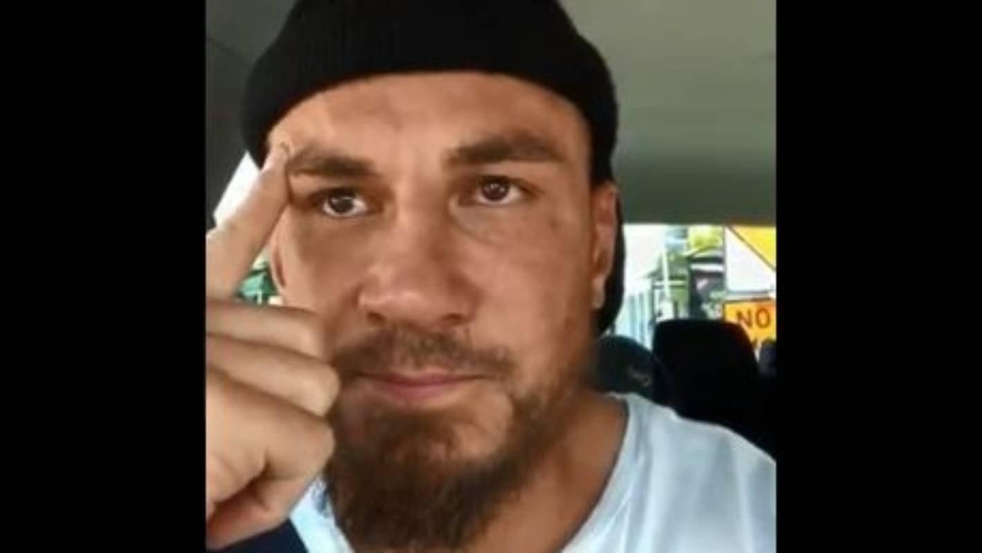 Christchurch Mosque Shooting Video Wallpaper: Christchurch Mosque Shootings: Sonny Bill Williams Sheds