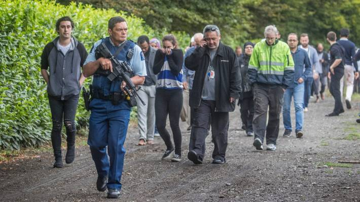 New Zealand Shootings Picture: Christchurch Mosque Terrorism Attack Is New Zealand's Most