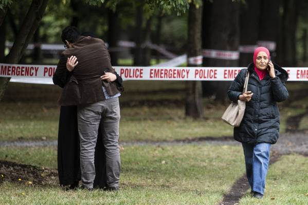 Shooting In Christchurch Video Gallery: In Pictures: Gunmen Attack Christchurch Mosques