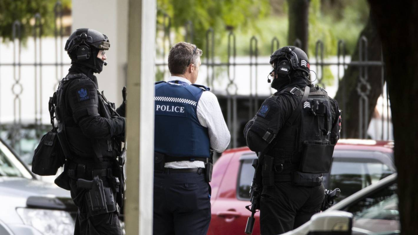 Christchurch Shooting Picture: Christchurch Mosque Shooter Practised With Semi-automatic