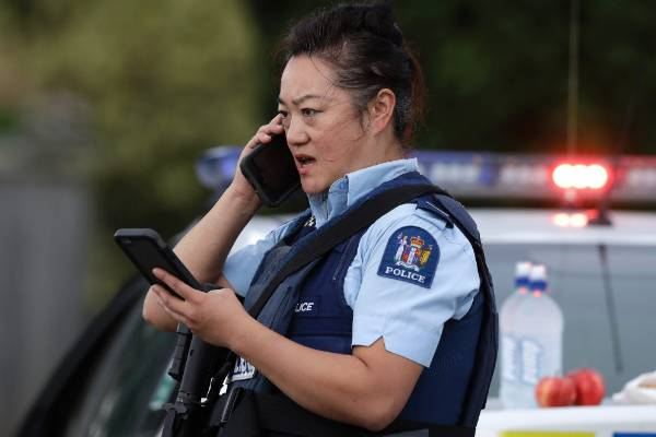 Brenton Tarrant Gallery: In Pictures: Gunmen Attack Christchurch Mosques