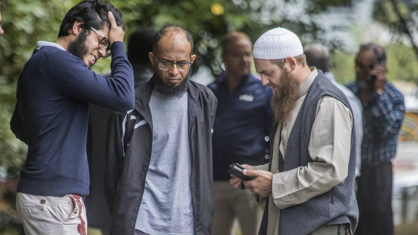 Christchurch shooting: Man pretended to be dead after being shot in leg by terrorist