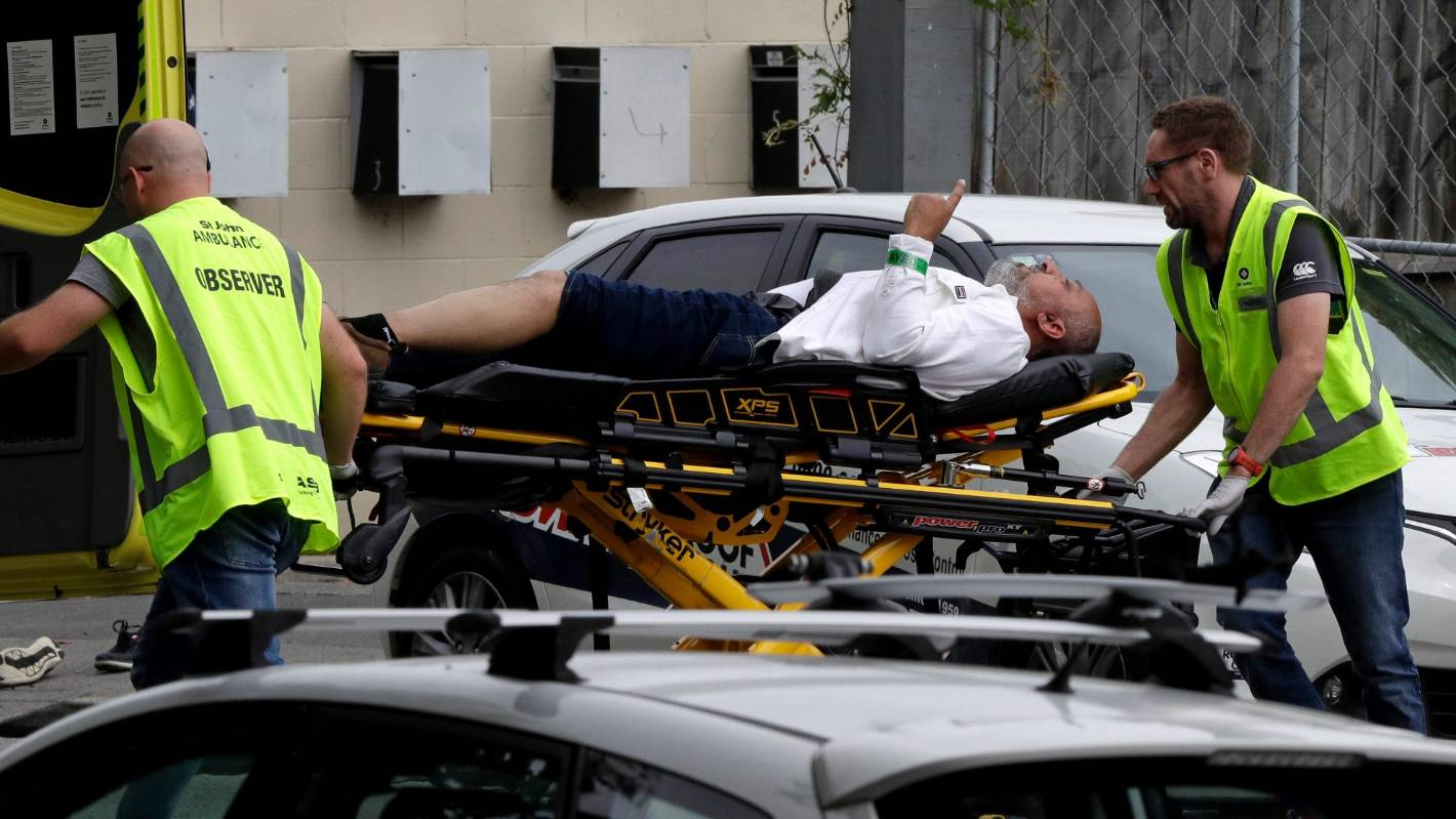 Christchurch Shooting Image: Flipboard: Shooting At Christchurch Mosque