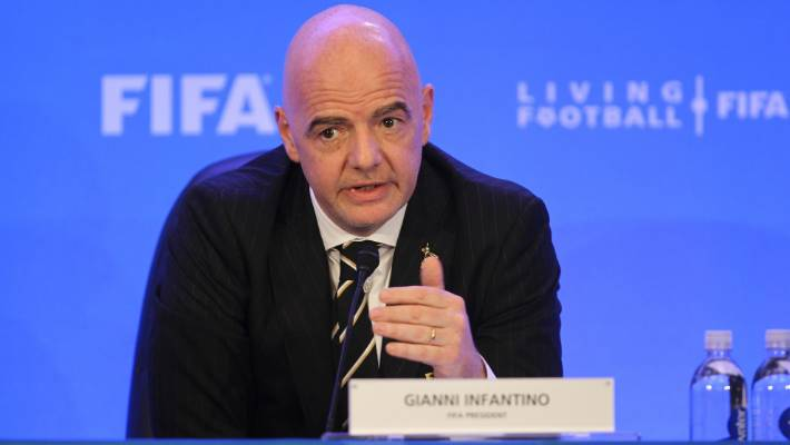 Qatar 2022 organisers 'open' to FIFA's expansion plan