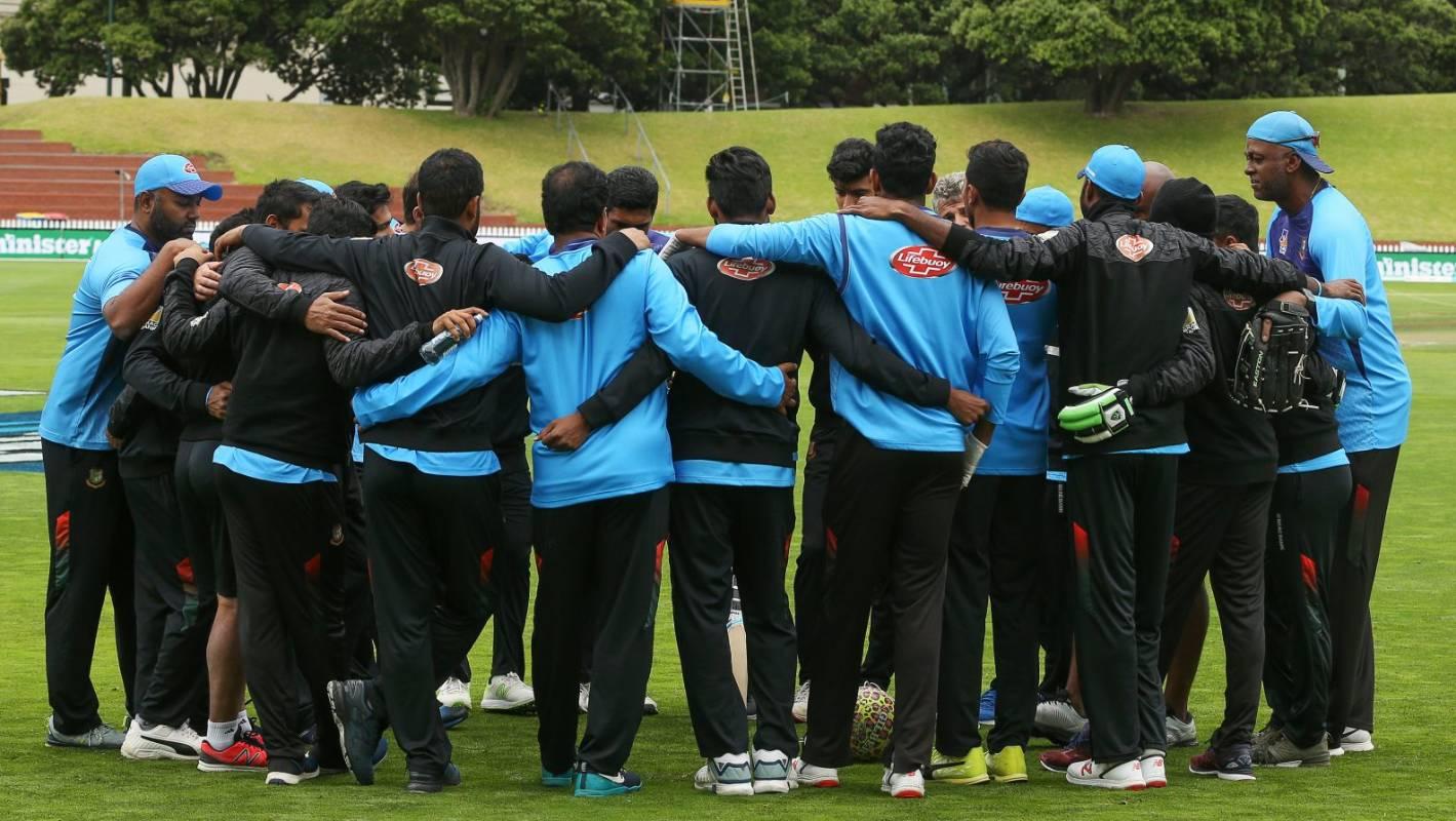 Masjid Christchurch Twitter: Christchurch Shootings: Bangladesh Cricketers' Lucky
