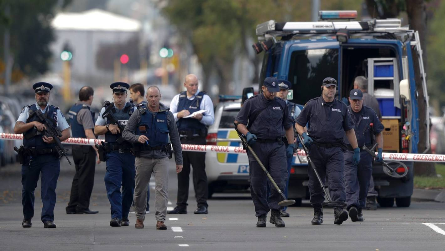 Christchurch Attack: Prime Minister Says NZ Gun Laws Will Change In Wake Of
