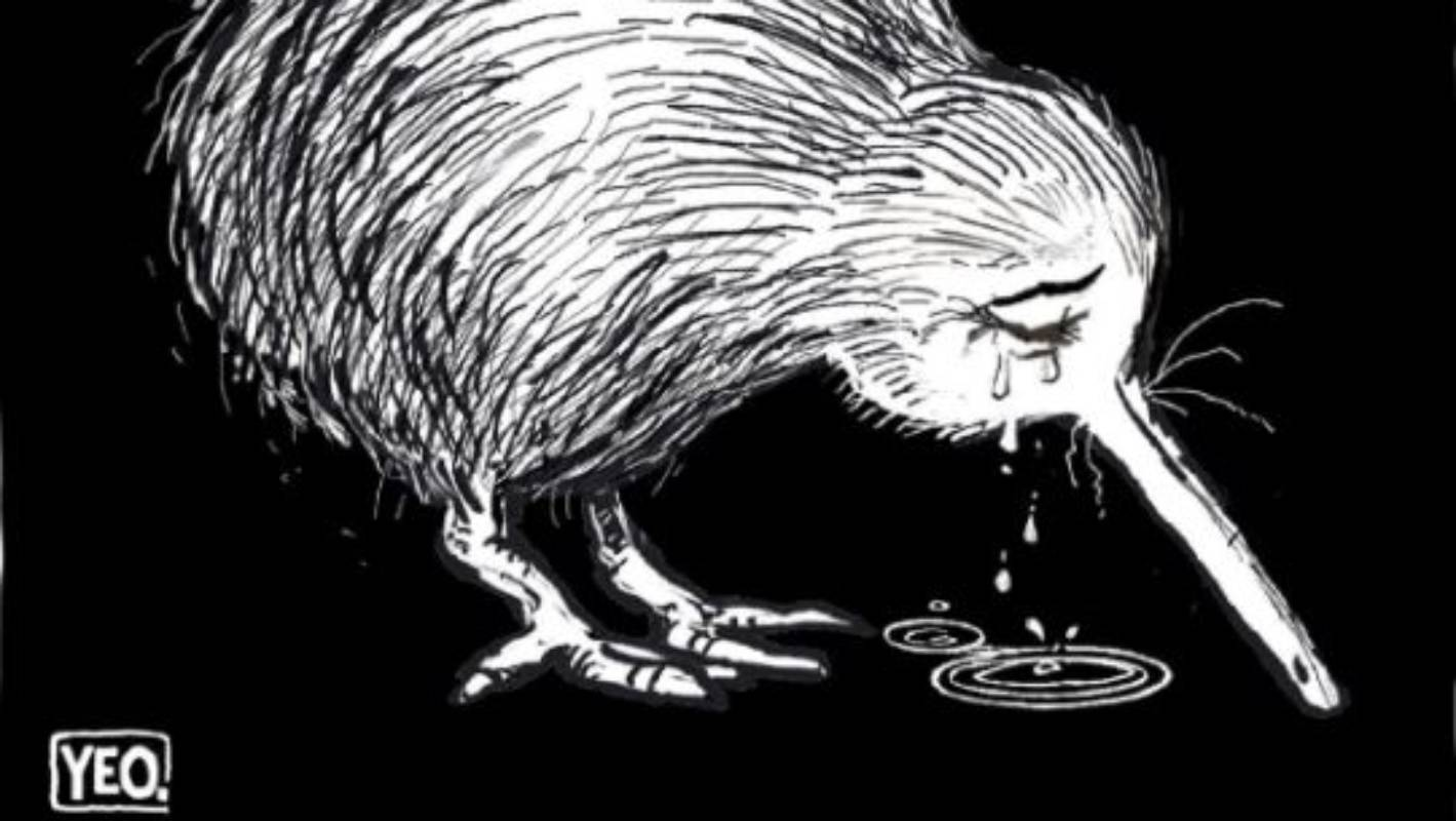Kiwi cartoonists' capture national mood after Christchurch mosque shootings