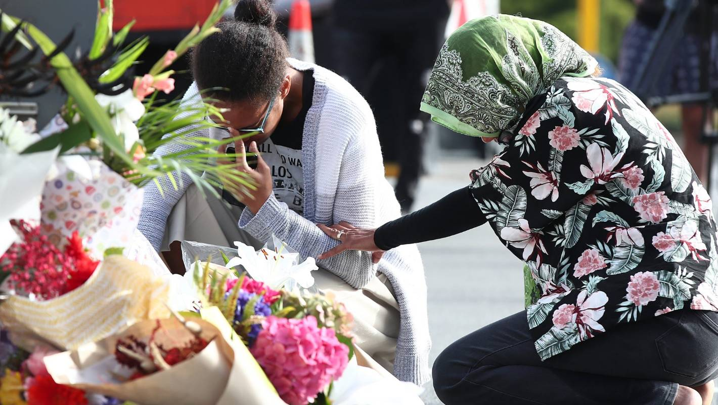 In pictures: Gunmen attack Christchurch mosques | Stuff co nz