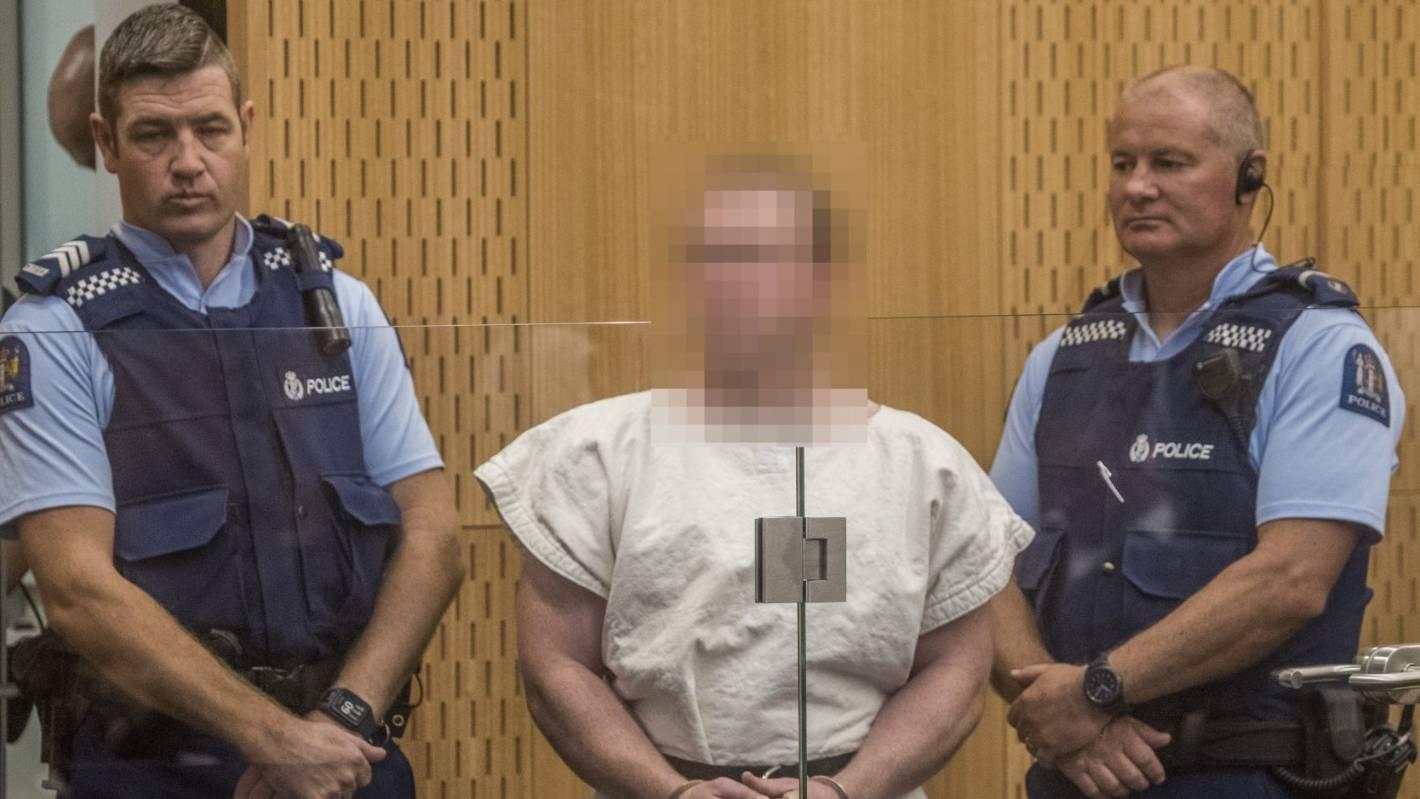 Massacre suspect Brenton Tarrant was gun club member, dedicated to fitness training