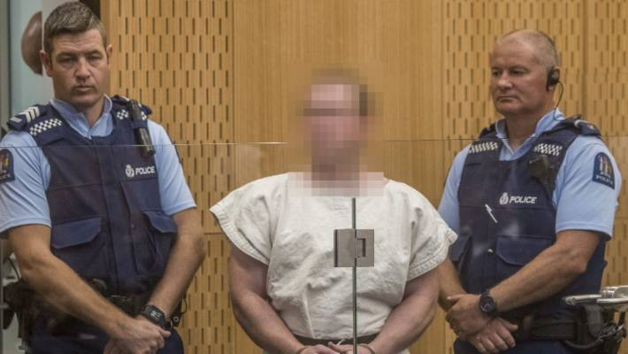Brenton Tarrant Image: Christchurch Shooter Brenton Tarrant Was Gun Club Member