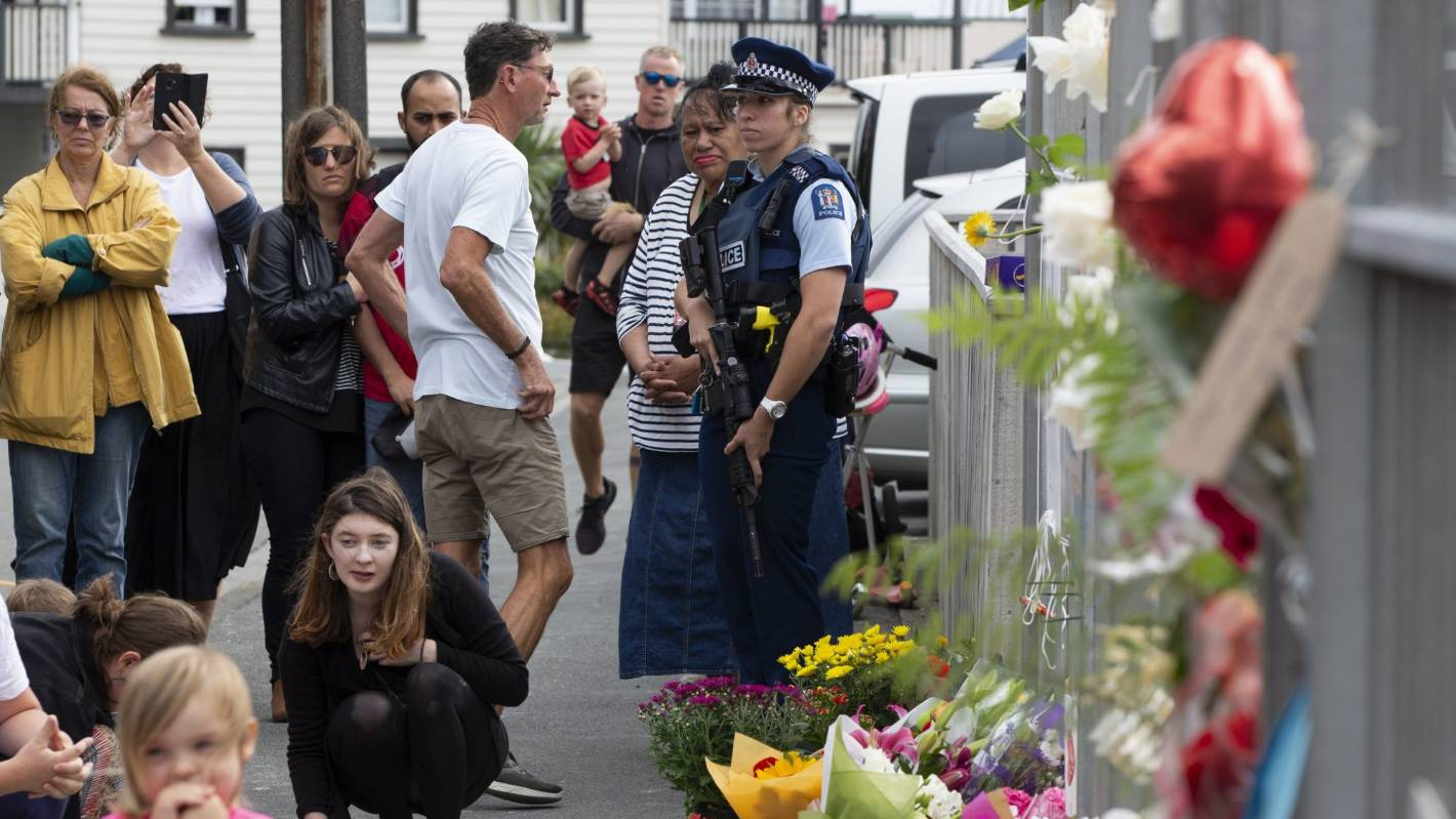 Police presence ends at Wellington mosques following terrorist attacks