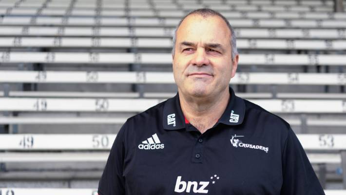 Crusaders CEO Colin Mansbridge said the 'horrific attacks have left us all feeling stunned'.