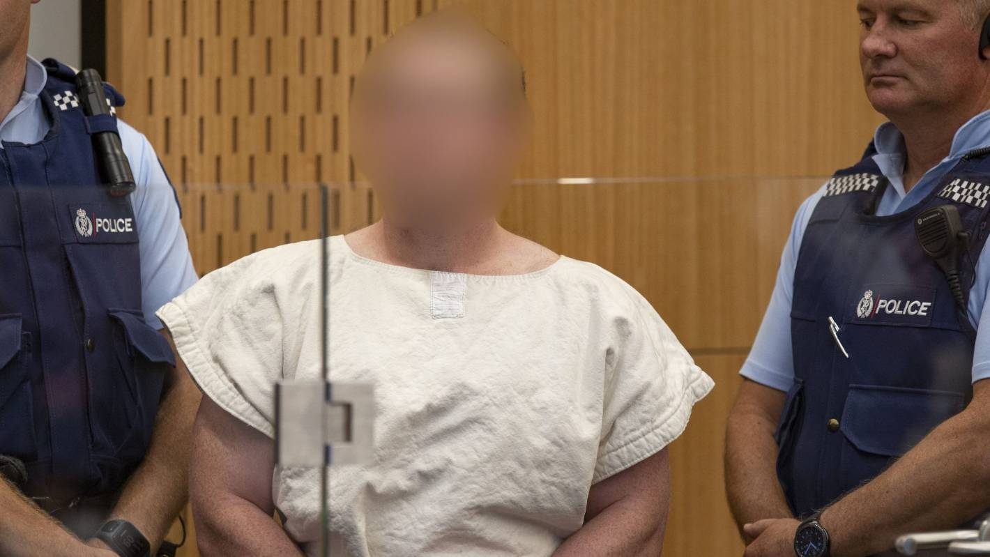 Christchurch Mosque Shooting Footage Emerges Of Alleged: Alleged Christchurch Mosque Shooter Makes Formal Complaint