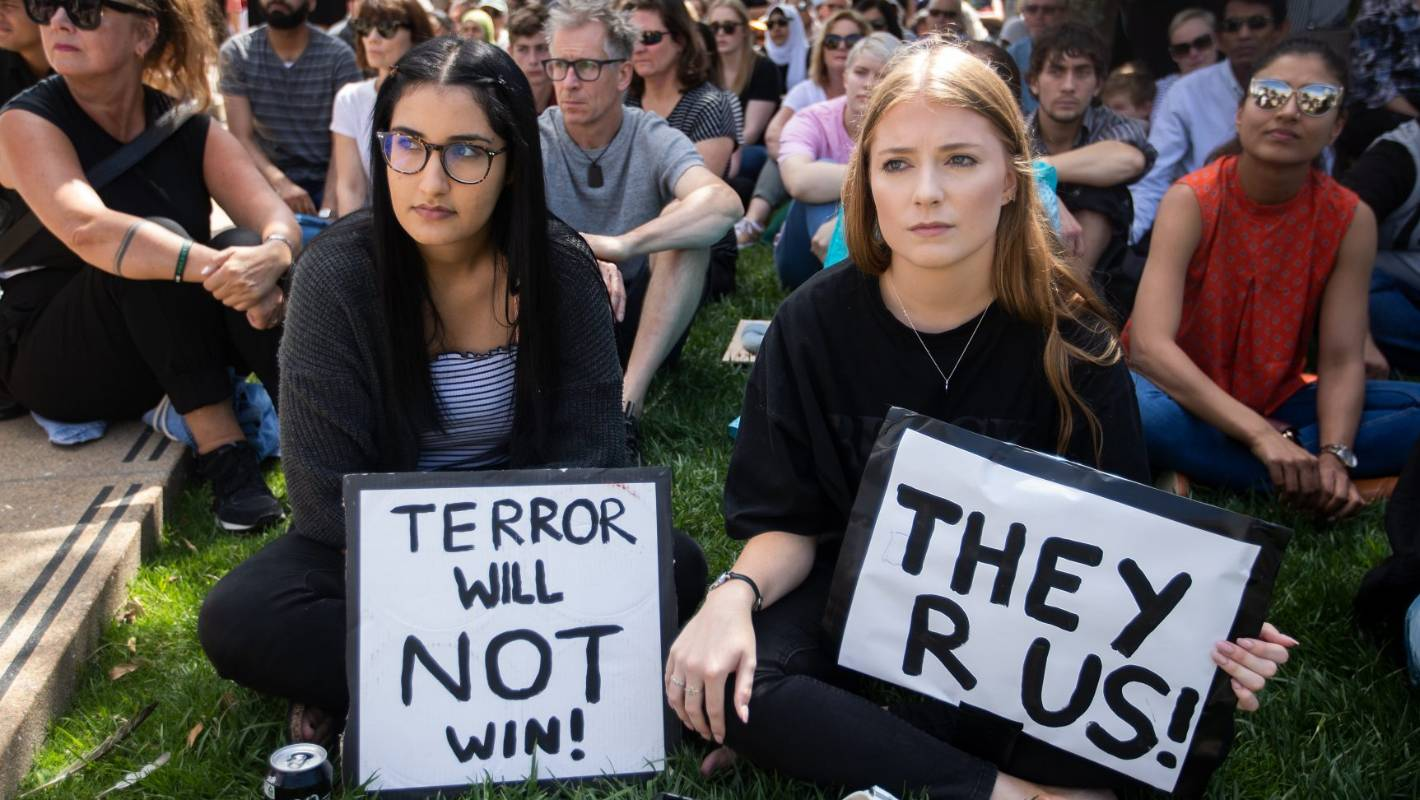 Vigils for Christchurch mosque shooting victims held across the country