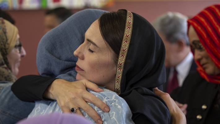 'Manifesto' sent to New Zealand PM's office minutes before Christchurch attack
