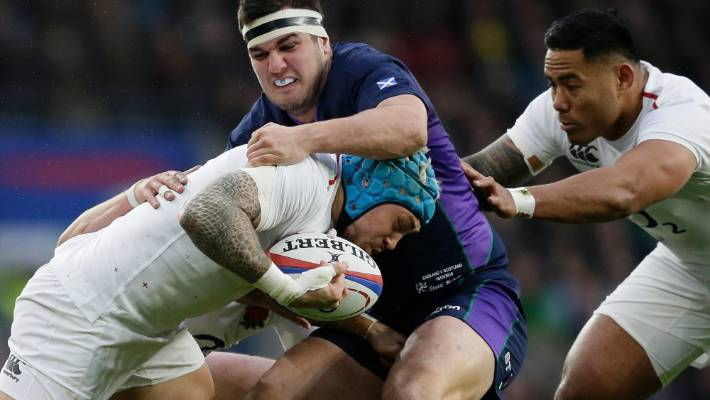 England v Scotland, Six Nations 2019